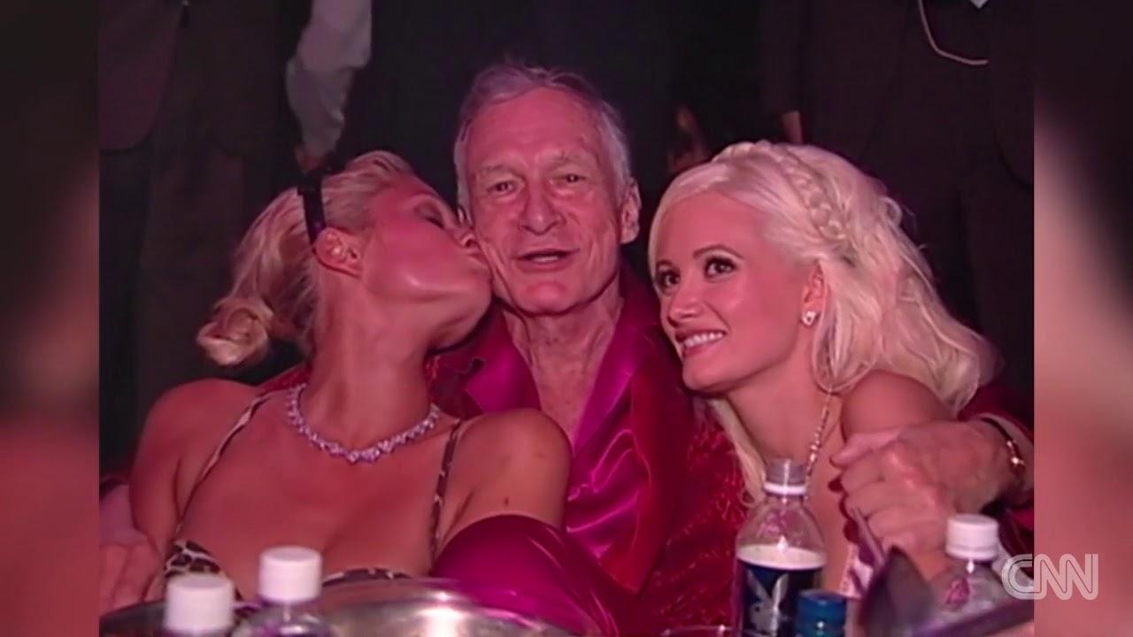Playboy Founder Hugh Hefner Dies At 91 Youtube