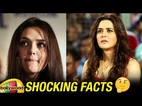 Preity Zinta Interesting Unknown Facts | Preity Zinta Hidden Story | Celebrity News |Mango Bollywood