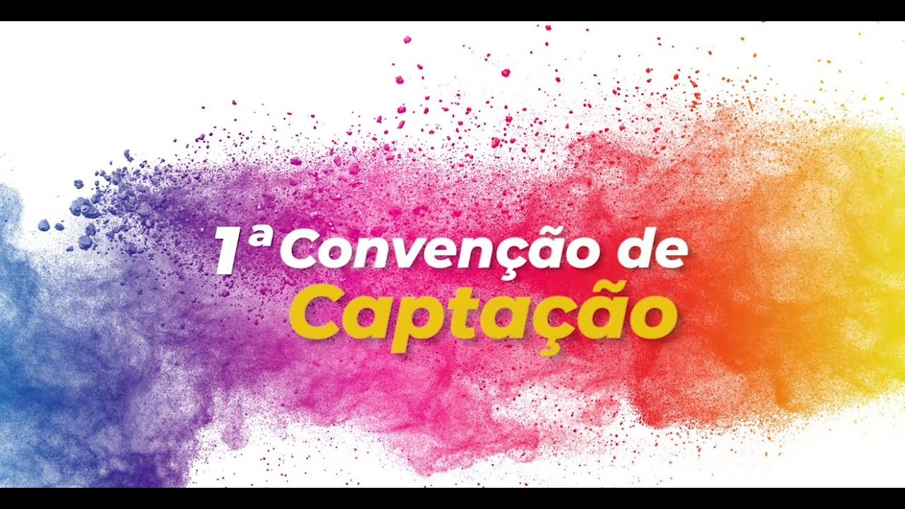 1º Convenção de Captação - UNIFEOB