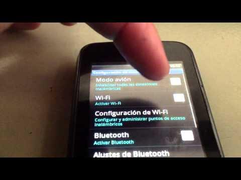 Activar Y Desactivar 3g Y Wifi Desde Android