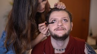 Sky Does Life Episode 2: GIRLFRIEND DOES MY MAKEUP CHALLENGE