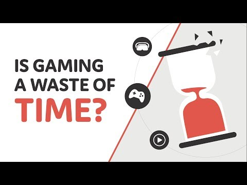 Is Gaming a Waste of Time?