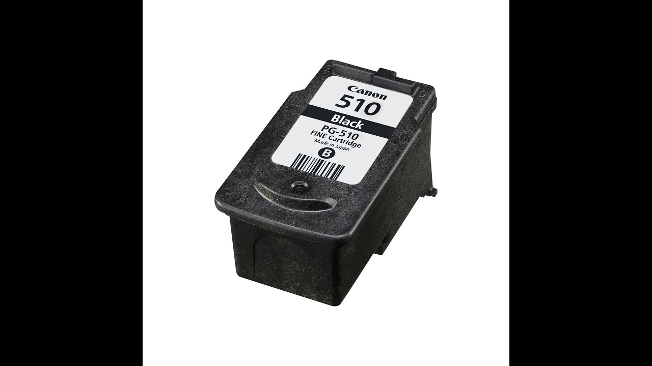 How To Reset Canon Ink Cartridges With Printhead And