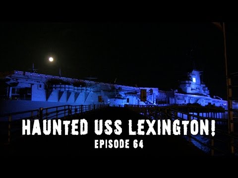 Real Paranormal Investigation on Haunted Ship! (DE Ep. 64)