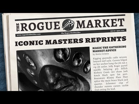 Market Monday: Top 10 Iconic Masters reprints for modern | MTG Finance