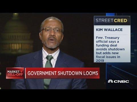 Gov't shutdown means more downside risk, says Eurasia Group's Wallace