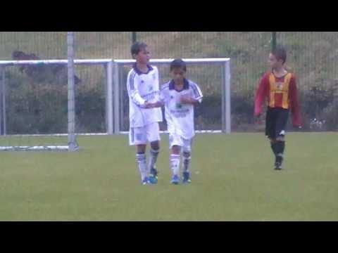 Pietro 8 ans petit prodige du football
