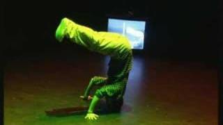 Erkki Kurenniemi (oct21st2002) -- DEAL (performance)