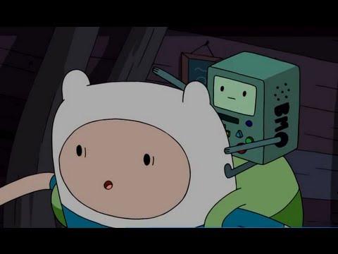 BMO Chop! | Adventure Time | HD