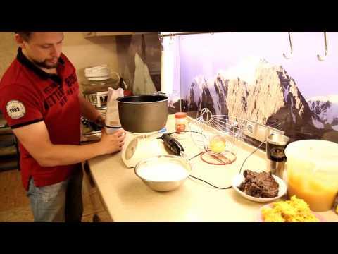 Мужская еда. Торт Трухлявый пень