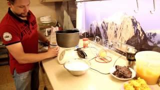 Мужская еда. Торт