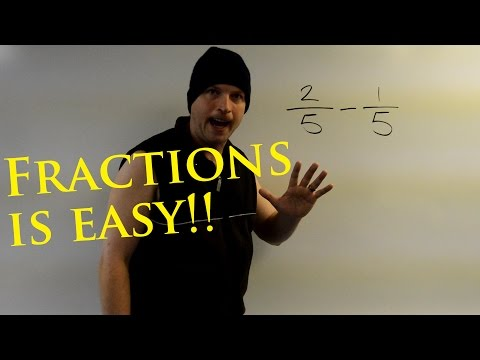Download Fractions: Adding, Subtracting, Multiplying and Dividing Mp4 baru