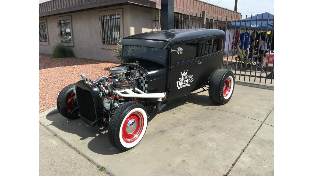 1929 Ford Model A Hot Rod - YouTube