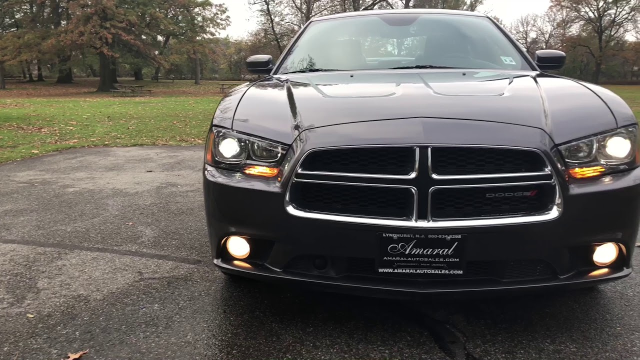 USED 2013 DODGE CHARGER R/T MAX AWD FOR SALE IN LYNDHURST, NJ ...