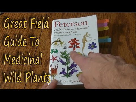 Peterson Field Guide to Medicinal Plants - Review