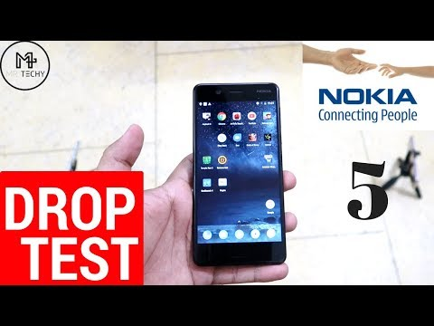 Nokia 5 Drop Test - Shocking Results! 😍😍