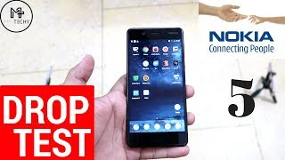 Nokia 5 Drop Test - Shocking Results! 😍😍