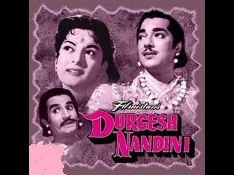 Download Durgesh Nandini 1956 full movie  pradeep kumar bina rai ajit