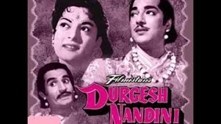 Durgesh Nandini 1956 full movie  pradeep kumar bina rai ajit