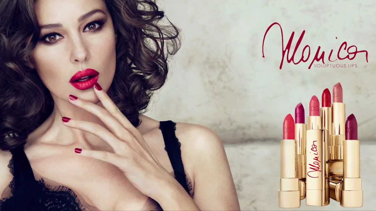 Dolce&Gabbana Make up Monica Lipstick Collection