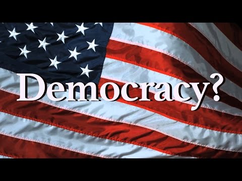 The United States Is Not a Democracy