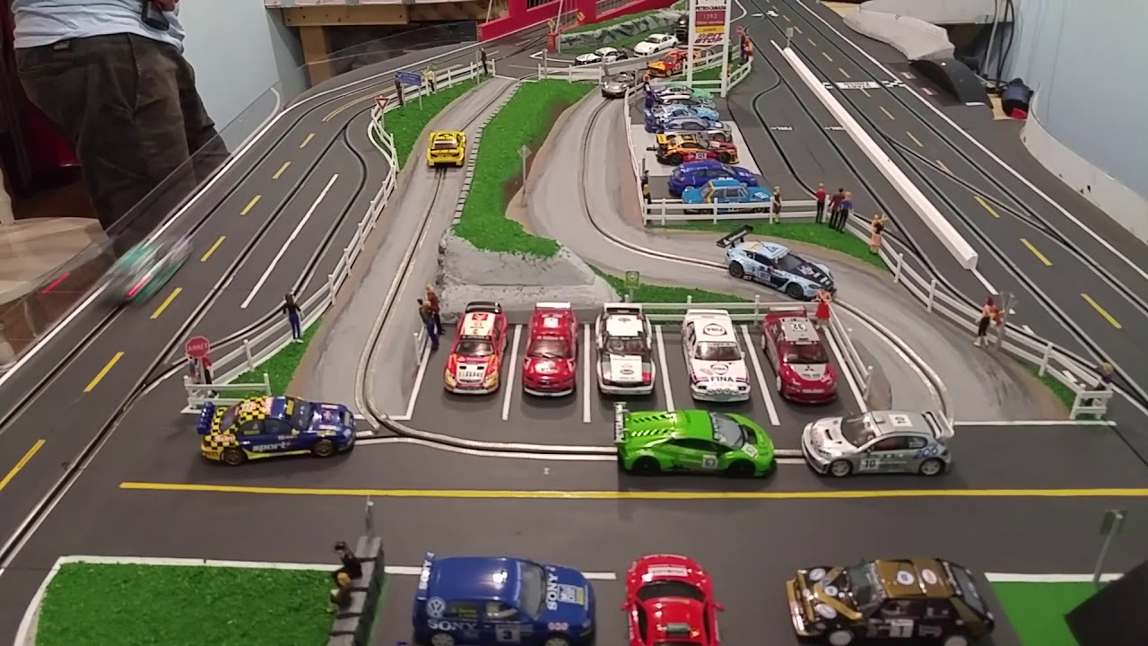 Carrera Digital Slot cars Race Track Canada