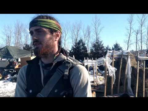 "Water Protector Ryan Flesch Testifies, speaks ""Subject Matter Jurisdiction"""