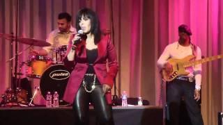Rebbie Jackson Concert live sings 2300 Jackson Street/ Home DC