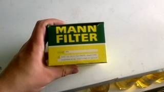 Фильтр маслянный MANN W914/2