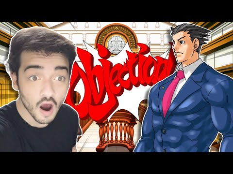COURT IS IN SESSION - PHOENIX WRIGHT ACE ATTORNEY JUSTICE FOR ALL  