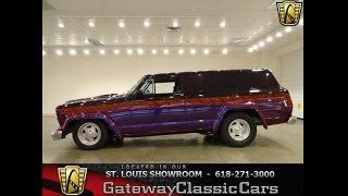 1964 Jeep Wagoneer - #6140 - Gateway Classic Cars St. Louis