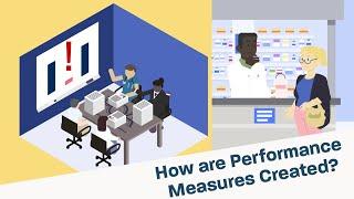 كيف هي مقاييس الأداء خلقت ؟