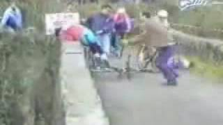 Video de humor (Accidentes olimpicos)
