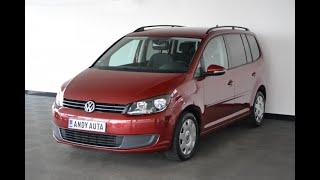 Video prohlídka: VW Touran - 2012 - 19148