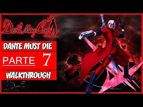 Devil May Cry 1 HD Collection | Sub Español | Dante Must Die | Walkthrough Parte 7 thumbnail