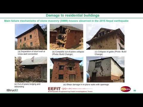 2015 Nepal earthquake: seismic performance and reconstruction of stone masonry buildings
