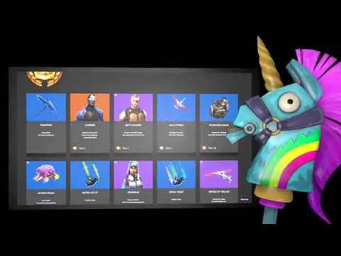 Browse Fortnite Skins in 3D, Preview Sounds, Emotes and more on  Skin-Tracker!
