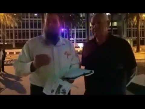 Evidential Hearing Bundy Trial - Las Vegas - John Lamb - Jason Goodman Shows Up