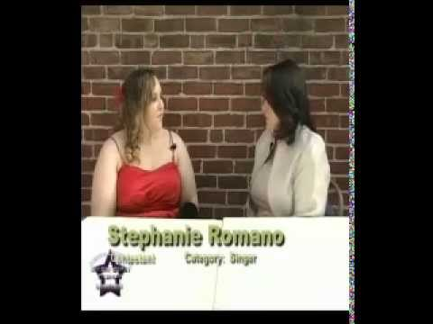 Stephanie Romano-Kelley sings Fever on DCTQTVS (full)