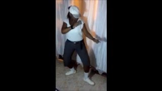 P-Square Ft Akon (Chop my money) Lady Sexy Mama dance cover