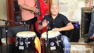 Ensalada De Pulpo performs Tirandote Flores