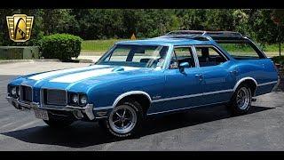 1972 Oldsmobile Vista Cruiser Gateway Orlando #886
