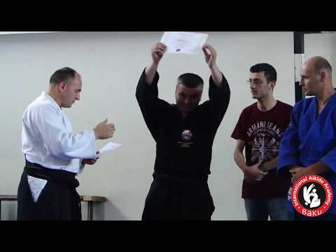 (Azerbaijan) International Aikido Academy Baku.