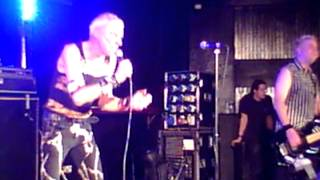 """Toy Dolls with TV Smith -  """"Gary Gilmore"""