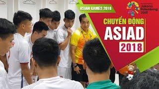 Tổng hợp hậu trường Olympic Việt Nam trước và sau trận đấu với Olympic Nepal | VFF Channel