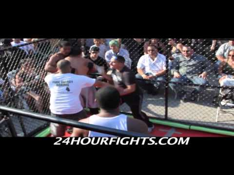 Michael Trujillo vs Benny the beast Nov 2011 fight