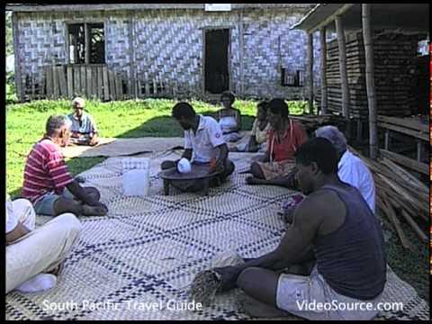 Kava in Fiji