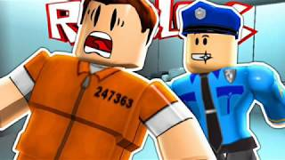 Prison escape! Roblox