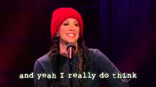 Alanis Morissette Updates Ironic [Lyrics] Aprende Ingles Online
