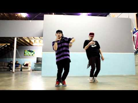 "Usher ""Trading Places"" - John Roque Choreography"